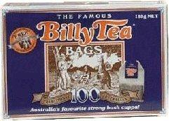 Billy Tea Bagged Tea (100 bags)