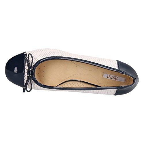 GEOX Chaussures D724GG 0BCHH c0899 Blanc rVnSrMyil