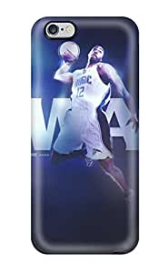 Tpu Case For Iphone 6 Plus With Dwight Howard(3D PC Soft Case)