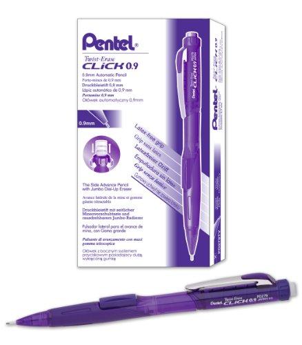 Pentel Twist Erase Mechanical Assorted PD279TV