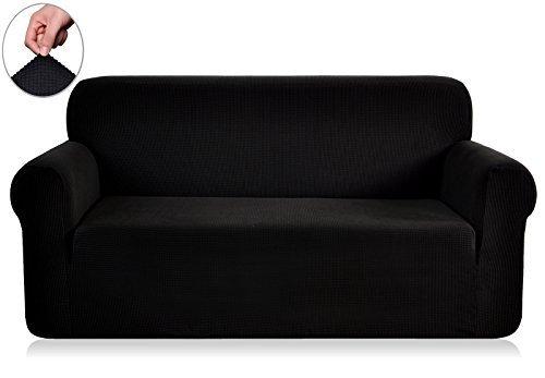 chunyi-jacquard-sofa-covers-1-piece-polyester-spandex-fabric-slipcovers-sofa-black