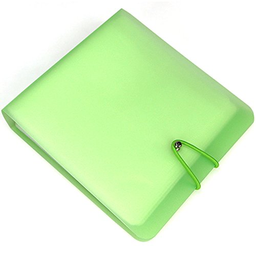 Colorful DVD Disc Storage Case