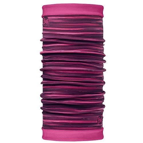 /Patterned Alyssa rosad Buff Foulard Multifonction pour Femmes r/éversible Polaire/