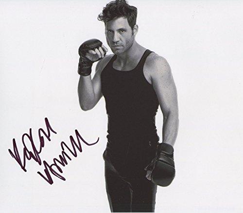 Edgar Ramirez Signed Autograph Hands of Stone Roberto Duran 10x8 Photo W COA PJ1
