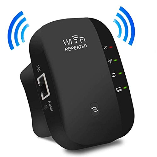 WiFi Range Extender,WiFi Signal Booster & Wireless