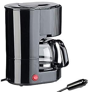Rosenstein & Söhne 12V Kaffeemaschine: Kfz-Filterkaffee-Maschine, bis zu 3 Tassen, 650 ml, 12 Volt, 170 Watt…