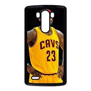 LG G3 Cell Phone Case Black Lebron James xhqn