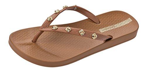 femmes Love Knot Flip Tan Premium Sandales Ipanema Flops xzqX47qw