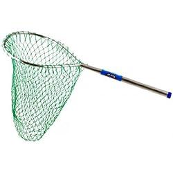 Ranger 300 Series Landing Net (18-Inch Handle, 15 x 13-Inch Hoop, 24-Inch Net Depth)