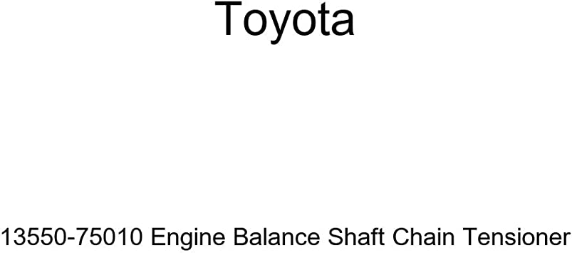 Engine Balance Shaft Chain Tensioner ACDelco GM Original Equipment 90537300