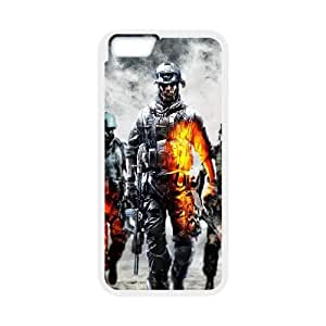 iPhone 6 4.7 Inch Cell Phone Case White Battlefield 4 Afixj