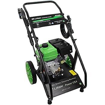 Amazon Com Lifan Lfq2565e Electric Start Pressure Washer