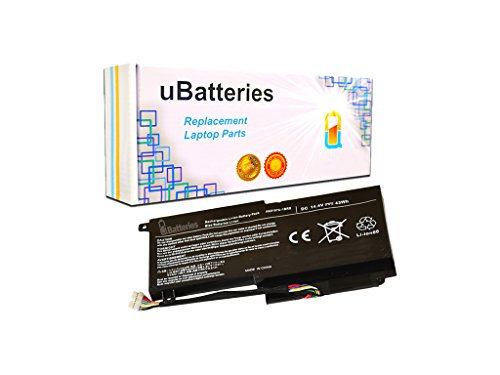 UBatteries Compatible Battery Replacement For Toshiba Satellite P50-AST2GX1 P50-AST2NX1 P50-AST2NX2 P50-AST3GX1 P50-AST3GX2 P50t-A-00N P50t-A-01N P50t-ASP5201SL P50t-A - (3000mAh, 4 Cell)