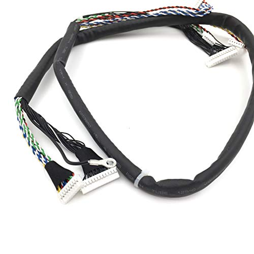 5PC X OKLILI Q7404-50007 ADF Cable Assy Harness for HP Laserjet Enterprise 500 MFP M525 M525dn M525f M525c M575 M575dn M575f M575c M521 M521dn