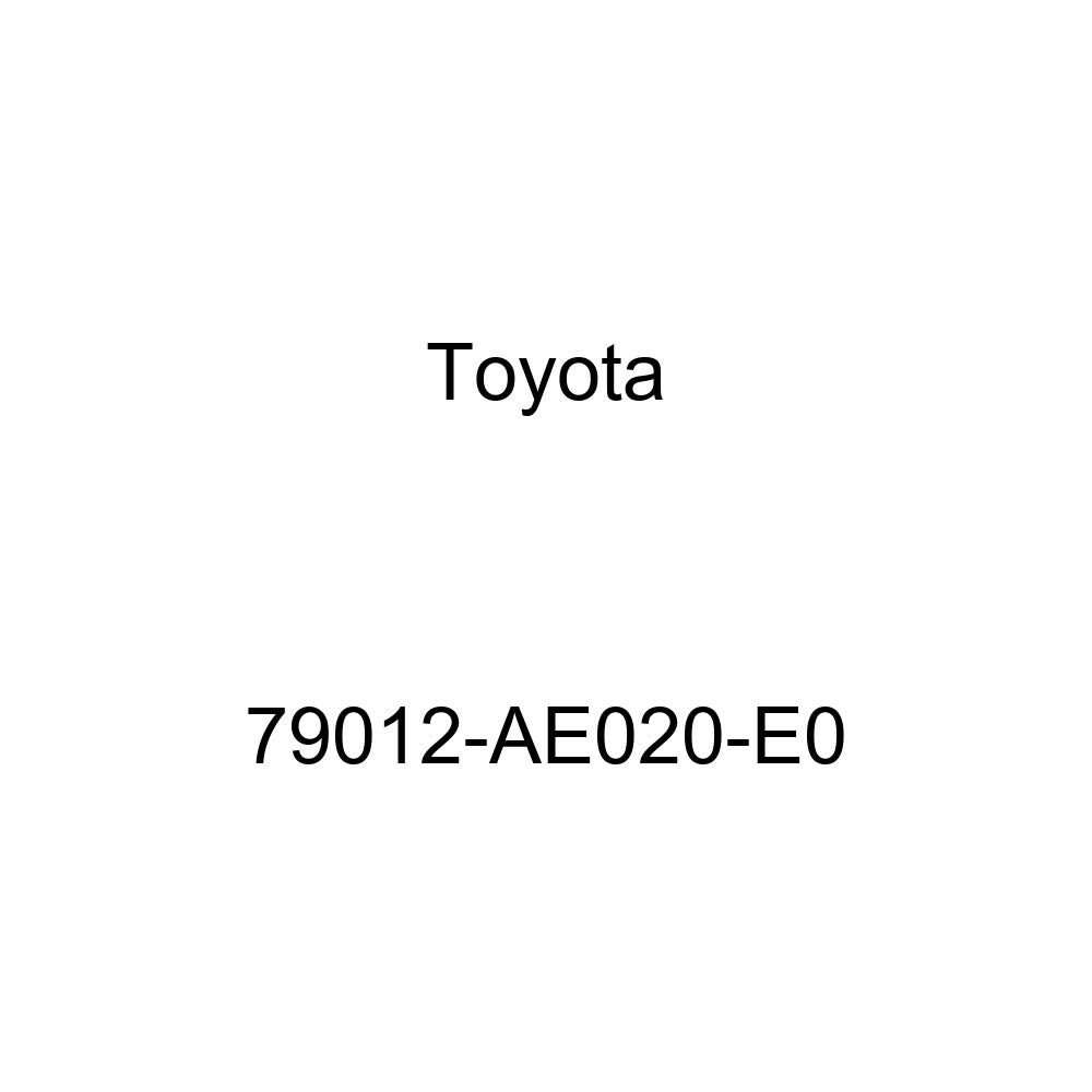 TOYOTA Genuine 79012-AE020-E0 Seat Cushion Cover Sub Assembly