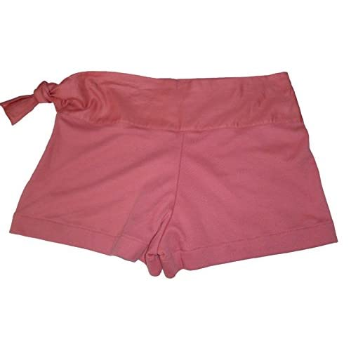 sports shoes 57361 eb643 delicate CHLOE Mare Donna Calzoncino Pink Side Tie Shorts 42 ...
