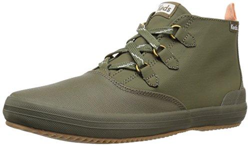 Wx Twill Keds Chukka Sneaker Scout Olive Splash Women's WnIqpXxIv