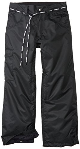 Grenade Boys REG Pant, Medium, Black by Grenade