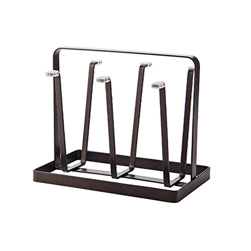 VANRA Metal Steel Mug Holder Hanger Kitchen Stand Organizer