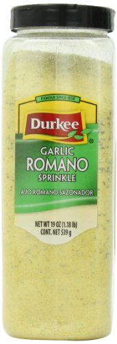 Durkee Italian Seasoning Garlicromano, 19-Ounce Containers (Pack of 2) ()