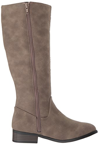Pictures of Steve Madden Girls' JSTANDOUT Fashion Boot Taupe JSTA01S7 3