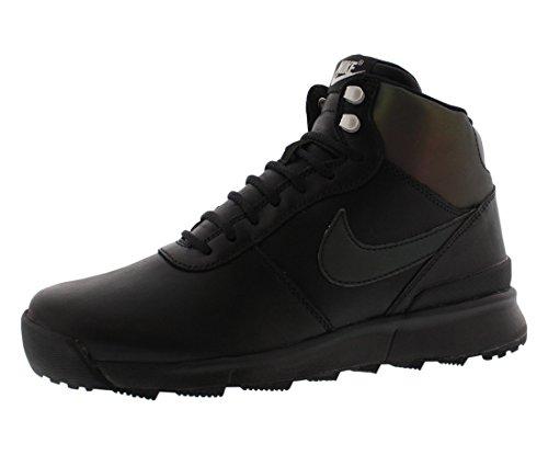 Nike - Zapatillas de Piel para mujer negro negro