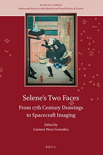 Selene's Two Faces: From 17th Century Drawings to Spacecraft Imaging