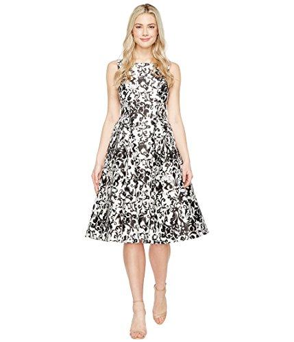 住居用語集外国人[アドリアナパペル] Adrianna Papell レディース Sleeveless Print Mikado Party Dress ドレス [並行輸入品]