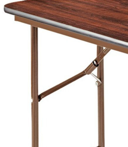 Alera Folding Rectangular Table, 60 by 18 by 29-Inch by Alera (Image #5)