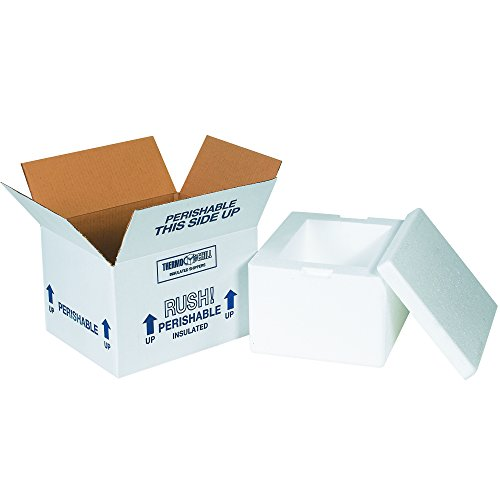 BOX USA B227C Insulated Shipping Kits, 12
