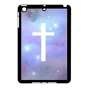 Cross Design Cheap Custom Hard Case Cover for iPad Mini, Cross iPad Mini Case
