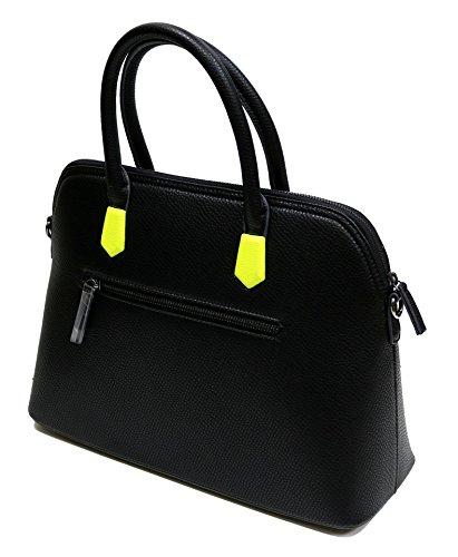Pauls Boutique London Maisy Borsa a mano 36 cm Black2