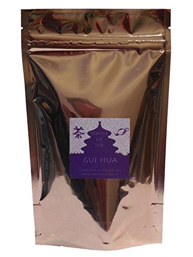 Temple of Tea Chinese Gui Hua - Osmanthus Oolong - 100 Grams / 3.5 Oz. - Osmanthus Oolong Tea