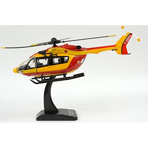 Véhicule 25973 Helicoptère Civile New Ray Securité Miniature QdCrhxotsB