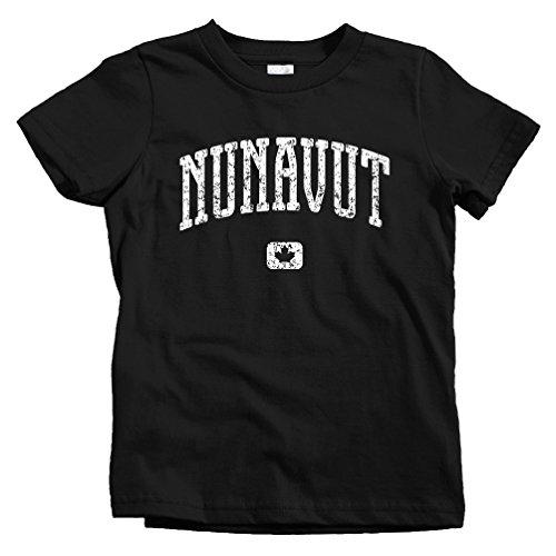 Smash Transit Kids Nunavut T-Shirt - Black, Toddler 4T