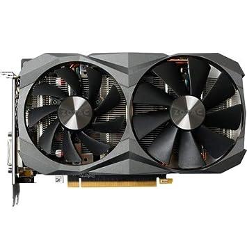 ZOTAC GeForce GTX 1060 DirectX 12 6GB 192-Bit GDDR5X PCI ...