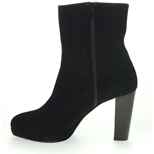 ENRIQUE DE LA RENTA 140 Ankle Boots Women Black 3r7LGg