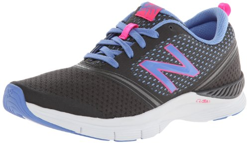 New Balance Womens 711 Mesh Cross-Training ShoeDark GreyPurple9 B US