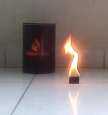 Katon Cubes Charcoal Fire Starter. 100 count Per Barrel