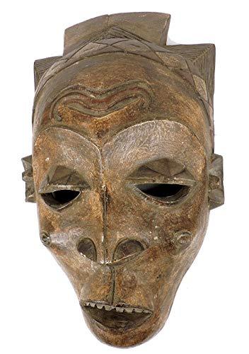 Chokwe Mask Congo African Art
