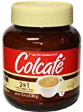 Colcafe Todo En 1 (3 in 1 Coffee/sugar/creamer) Cholesterol and Lactose Free 13.4oz (Single Bottle) Product of Colombia