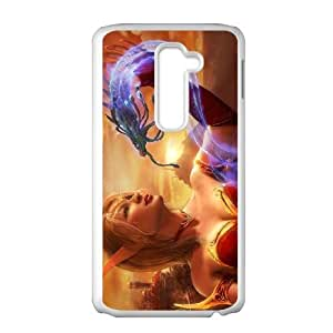 World of Warcraft LG G2 Cell Phone Case White