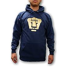 Pumas de la UNAM Men's Pullover Hoodie Sweatshirt