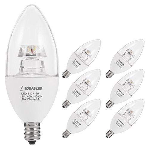 40 watt light bulbs b10 - 9