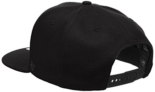 de Black Shot béisbol Gorra '47 Angeles On Unisex MLB Los Adulto Black Captain Dodgers Sure negro Brand Hpw1Sqp7