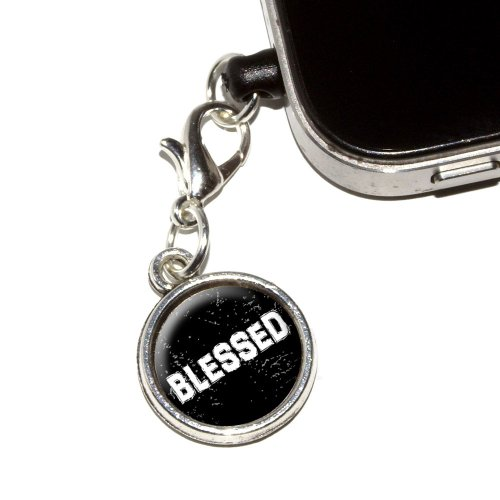 Graphics More Blessed Distressed Inspirational