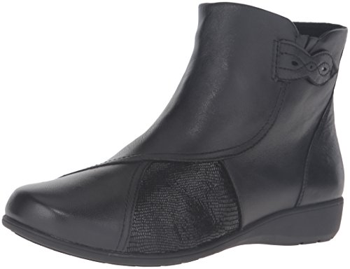 Aravon Women's Anstice-AR Boot,Black,7 B US