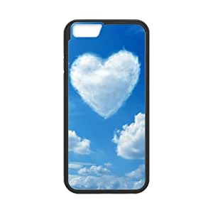 "QWSPY Loving Heart Phone Case For iPhone 6 (4.7"") [Pattern-5]"