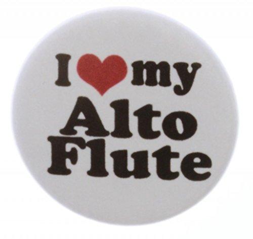 A&T Designs Unisex - I Love my Alto Flute 1.25