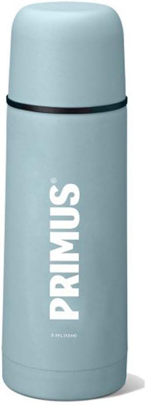 Primus P-741041 Vacuum Bottle 0.5L Pale Blue combined lid and mug
